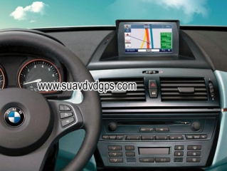 bmw x3 e83 factory oem radio auto car dvd player gps. Black Bedroom Furniture Sets. Home Design Ideas